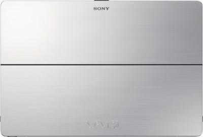 Ноутбук Sony Vaio Fit SVF11N1L2RS - крышка