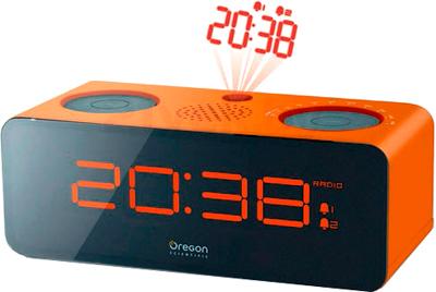 Радиочасы Oregon Scientific RRA320PN (Orange) - общий вид