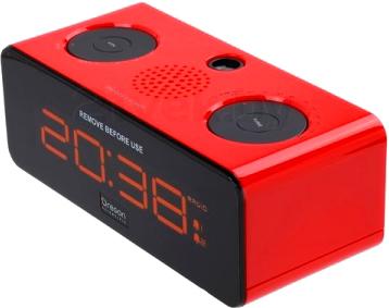 Радиочасы Oregon Scientific RRA320PN (Red) - общий вид