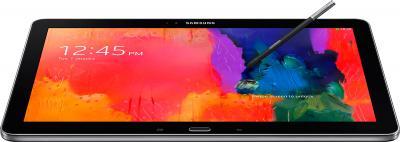 Планшет Samsung Galaxy Note Pro 12.2 3G Black (SM-P901) - общий вид со стилусом