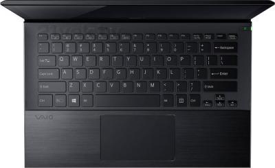 Ноутбук Sony Vaio SVP1322M1RBI - вид сверху