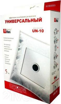 Комплект пылесборников для пылесоса ProFilters UN-10 - общий вид