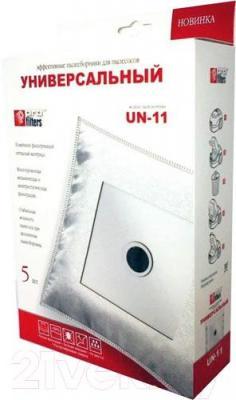 Комплект пылесборников для пылесоса ProFilters UN-11 - общий вид