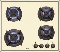 Газовая варочная панель Teka ER 60 4G AI AL CI (40260710/40260711) -