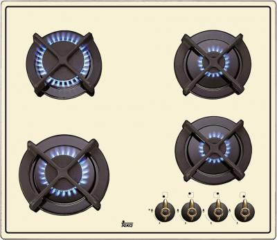 Газовая варочная панель Teka ER 60 4G AI AL CI (40260710/40260711) - общий вид