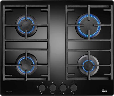 Газовая варочная панель Teka CGW LUX 60 4G AI AL CI NAT - общий вид
