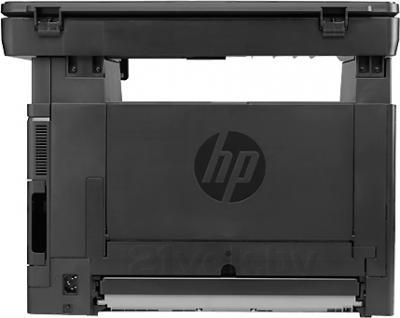 МФУ HP LaserJet Pro M435nw (A3E42A) - вид сзади