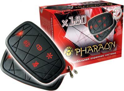 Автосигнализация Pharaon x180 - общий вид