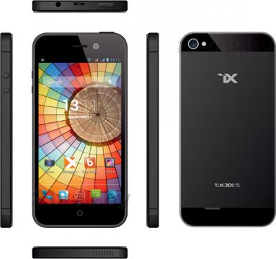 Смартфон TeXet iX TM-4772 (Black) - полный обзор всех панелей
