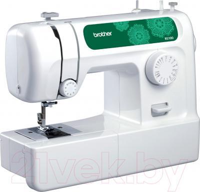 Швейная машина Brother RS-100 - общий вид