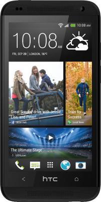 Смартфон HTC Desire 601 Dual (Black) - общий вид