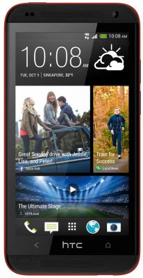 Смартфон HTC Desire 601 Dual (Red) - общий вид