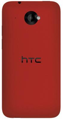 Смартфон HTC Desire 601 Dual (Red) - задняя панель