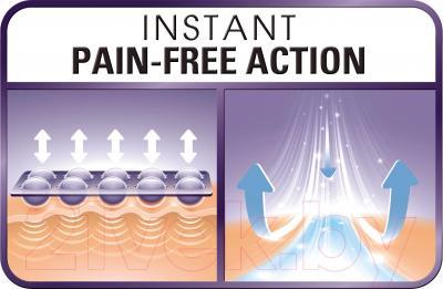Эпилятор Rowenta EP8710D0 - массаж против боли