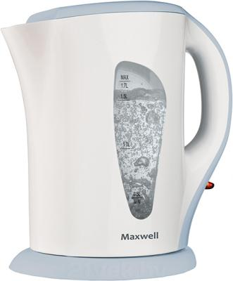 Электрочайник Maxwell MW-1013 B - общий вид