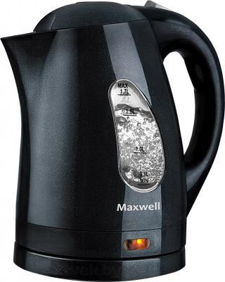 Электрочайник Maxwell MW-1014 GY - общий вид