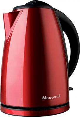 Электрочайник Maxwell MW-1024 R - общий вид