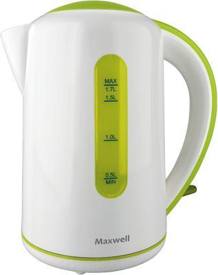Электрочайник Maxwell MW-1028 G - общий вид