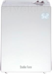 Ультразвуковой увлажнитель воздуха Stadler Form J-021 Jack (White) - вид спереди