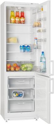 Холодильник с морозильником ATLANT ХМ 4026-100 - общий вид