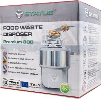 Измельчитель отходов Status Premium 300 - упаковка