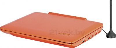 Портативный DVD-плеер BBK PL945TI  (Orange) - общий вид