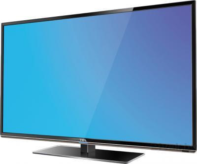 Телевизор TCL L46E5503FS - полубоком