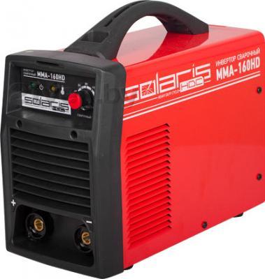 Инвертор сварочный Solaris MMA-160HD + AK - общий вид