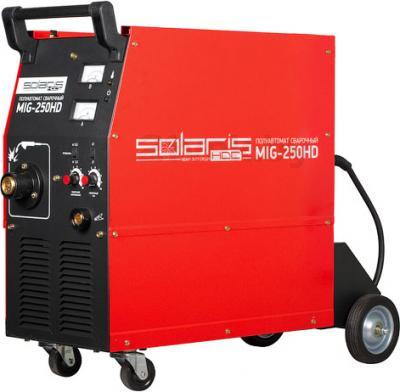 Полуавтомат сварочный Solaris MIG-250-HD + AK - общий вид