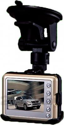 Автомобильный видеорегистратор iLink PTCRD503CH - вид сзади