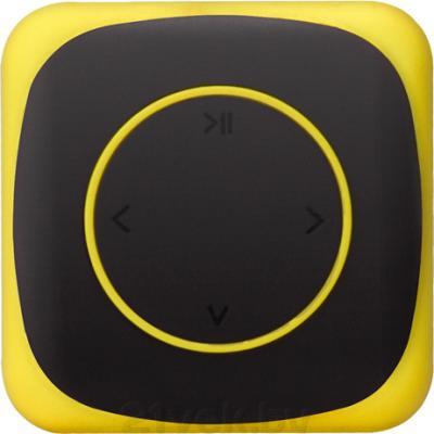 MP3-плеер TeXet T-3 (4Gb, желтый) - общий вид