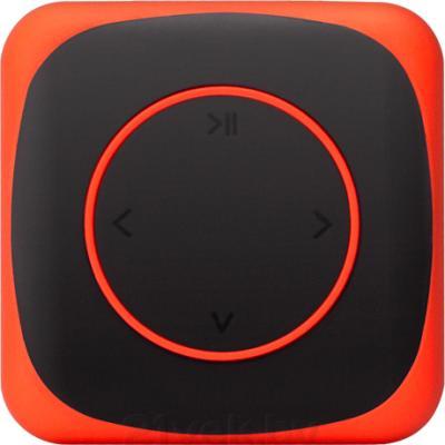MP3-плеер TeXet T-3 (4GB, красный) - общий вид