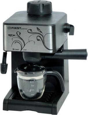 Кофеварка эспрессо FIRST Austria FA-5475-1 - общий вид