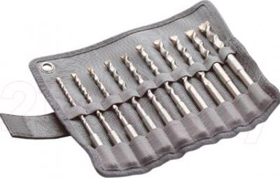 Набор сверл Diager Twister 116D (10 предметов) - общий вид