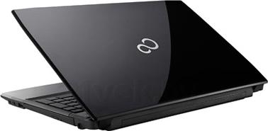 Ноутбук Fujitsu LIFEBOOK AH544 G32 (AH544M73B5RU) - вид сзади
