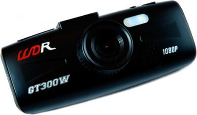 Автомобильный видеорегистратор Geofox LS 300W - общий вид