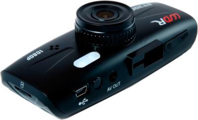 Автомобильный видеорегистратор Geofox LS 300W - разъемы