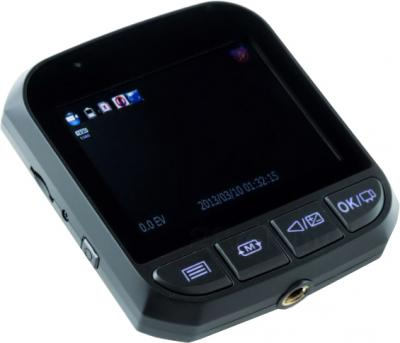 Автомобильный видеорегистратор Geofox DVR 1000 - дисплей