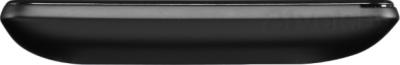 Смартфон Prestigio MultiPhone 5450 Duo (черный) - нижняя панель