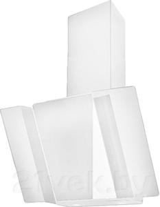 Вытяжка декоративная Ciarko Specjal Star 60 Touch Control (белое стекло) - общий вид