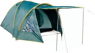 Палатка NoBrand Зубр 4-местная - общий вид