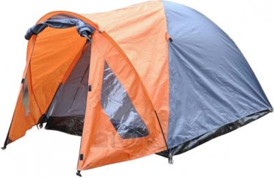 Палатка NoBrand Очаг 2-местная - общий вид