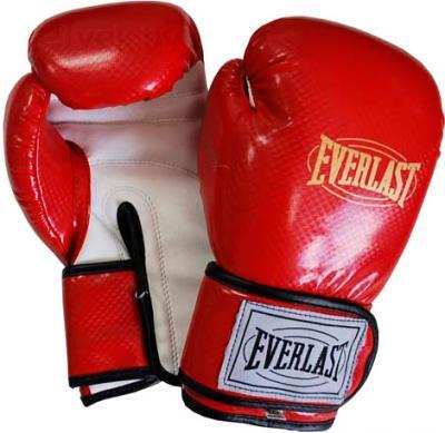 Боксерские перчатки Everlast 8-OZ-RING - общий вид (цвет товара уточняйте при заказе)
