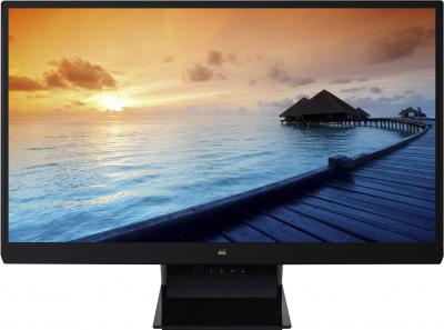 Монитор Viewsonic VX2770SML-LED - фронтальный вид