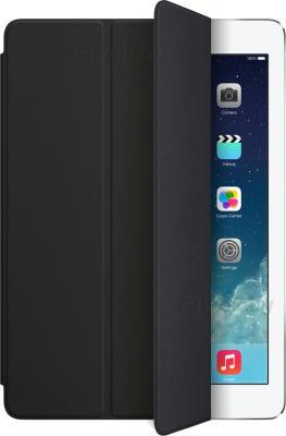 Чехол для планшета Apple iPad Air Smart Cover MF053ZM/A (Black) - общий вид