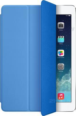 Чехол для планшета Apple iPad Air Smart Cover MF054ZM/A (Blue) - общий вид