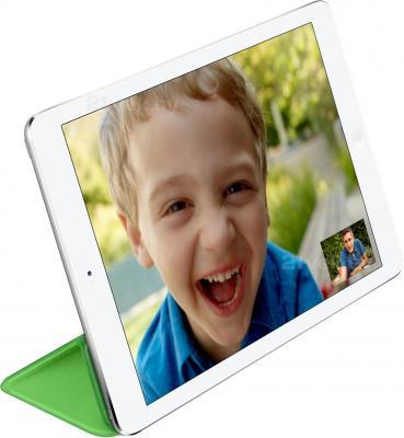 Чехол для планшета Apple iPad Air Smart Cover MF056ZM/A (Green) - в форме подставки