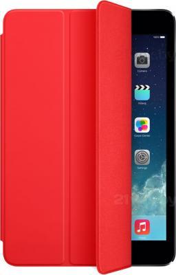Чехол для планшета Apple iPad Air Smart Cover MF058ZM/A (Red)