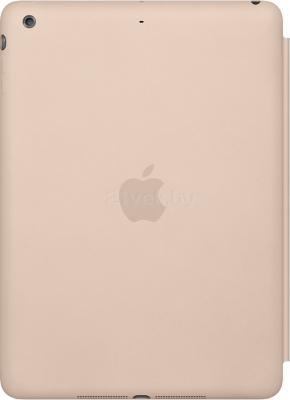 Чехол для планшета Apple iPad Mini Smart Case ME707ZM/A (Beige) - вид сзади