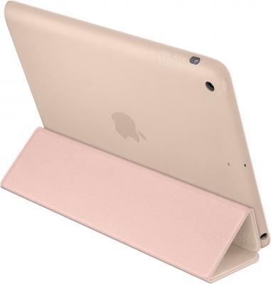 Чехол для планшета Apple iPad Mini Smart Case ME707ZM/A (Beige) - вполоборота